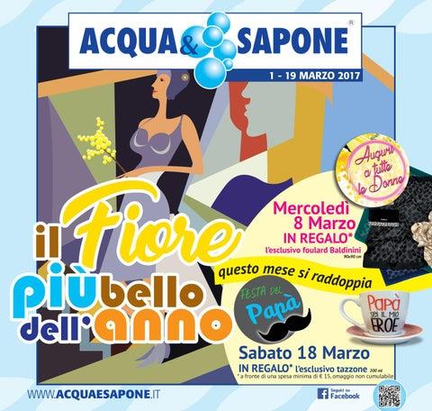 Volantino acqua sapone n 4 by acqua sapone toscana umbria for Volantino acqua e sapone toscana