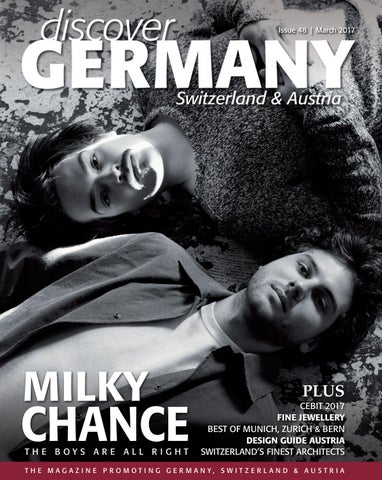 Discover Germany Issue 48 March 2017 By Scan Group Issuu