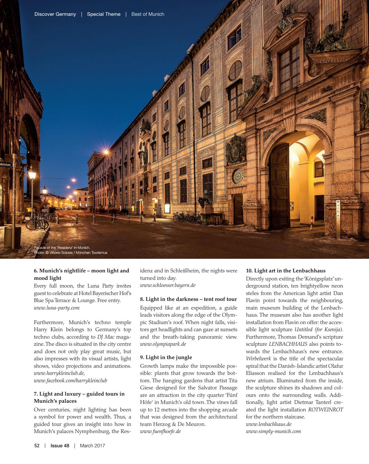 Discover Germany, Issue 48, March 2017 by Scan Group - issuu