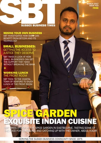 fb07e98ba5 Sussex Business Times - Issue 410 by Life Media Group - issuu