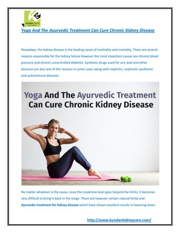 Nephrotic Syndrome Cure Natural