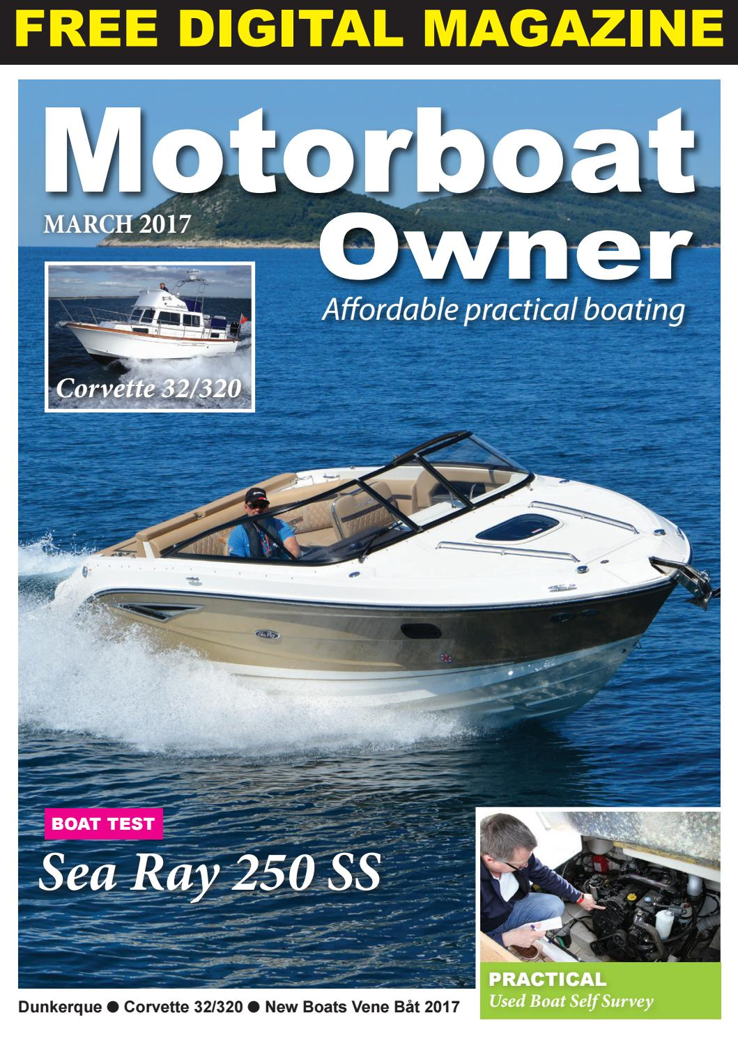 page_1 motorboat owner march 2016 by digital marine media ltd issuu  at eliteediting.co