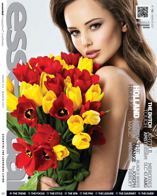 Essential Magazine March 2017 By Publicaciones Independientes
