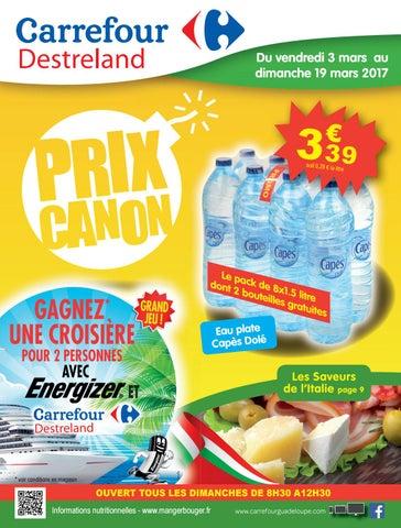 6aaaf9fec60 Carrefour Destreland   PRIX CANON ! (du 03 au 19 Mars 2017) by ...