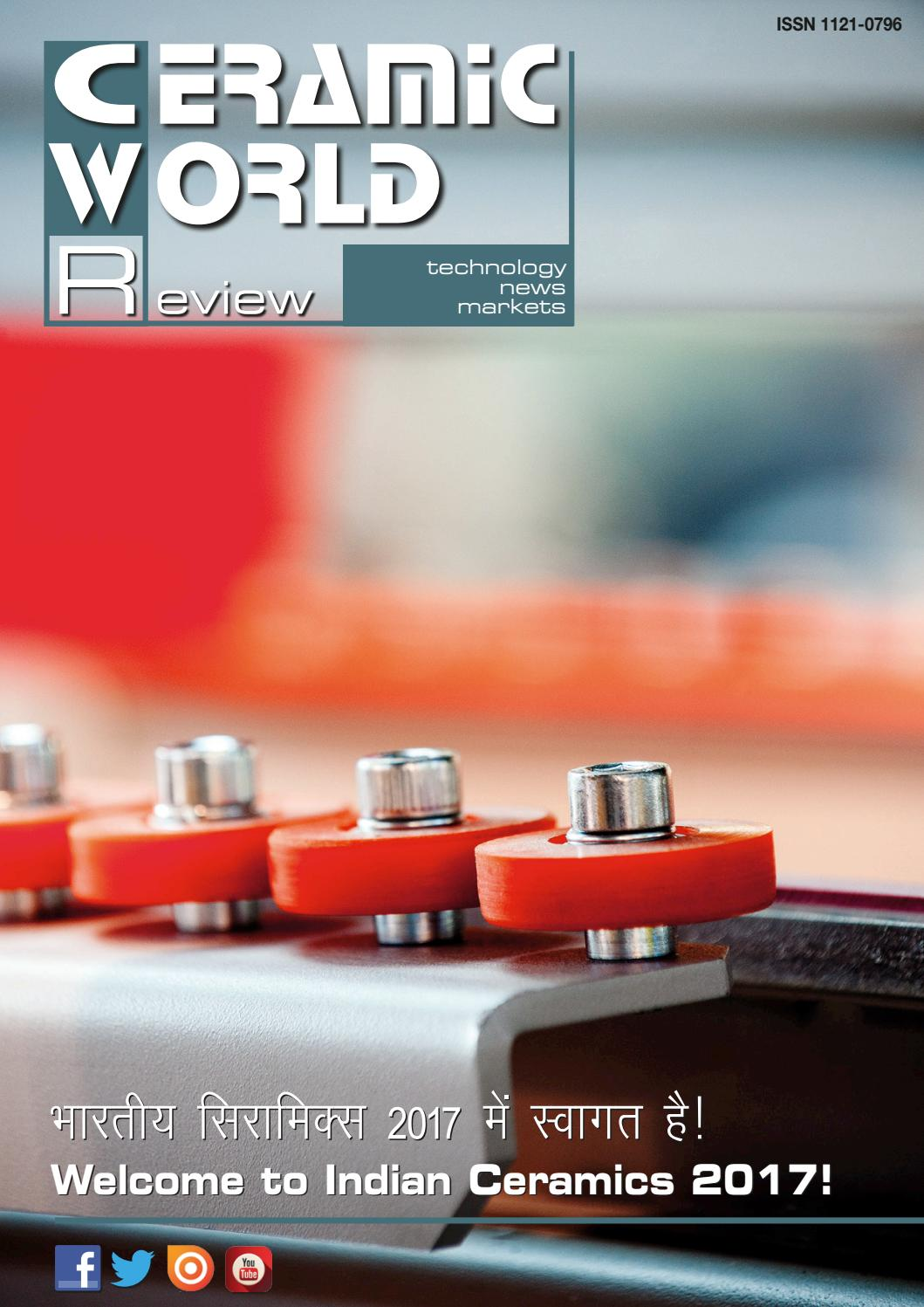 Ceramic world review india 2017 by tile edizioni issuu dailygadgetfo Choice Image