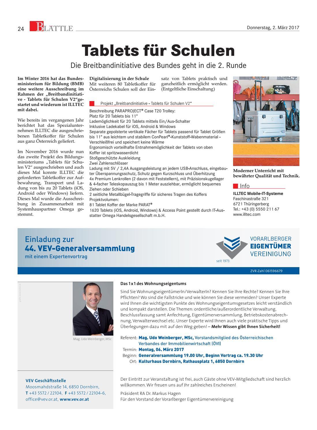 bregenzer blättle 09 by regionalzeitungs gmbh - issuu, Einladungen