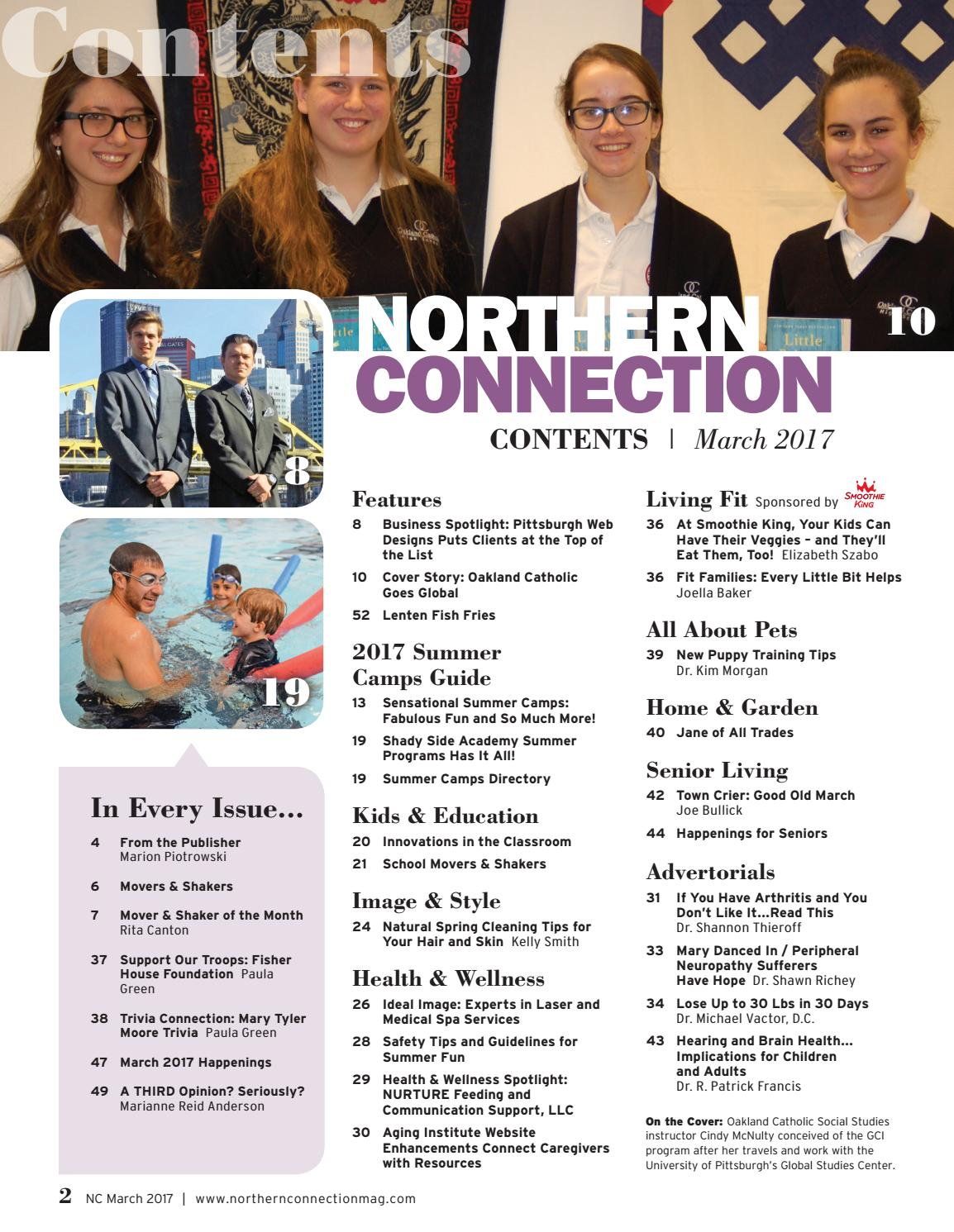 Tips to sensational summer skin - March 2017 Issue Of Northern Connection Magazine By Northern Connection Magazine Issuu