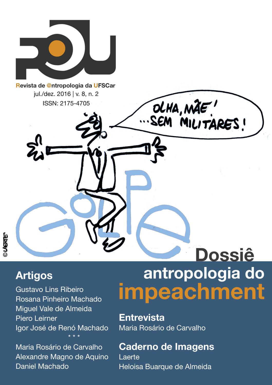 c958749dcd R@U Vol.8, No.2 Dossiê antropologia do impeachment by R@U PPGAS UFSCAR -  issuu