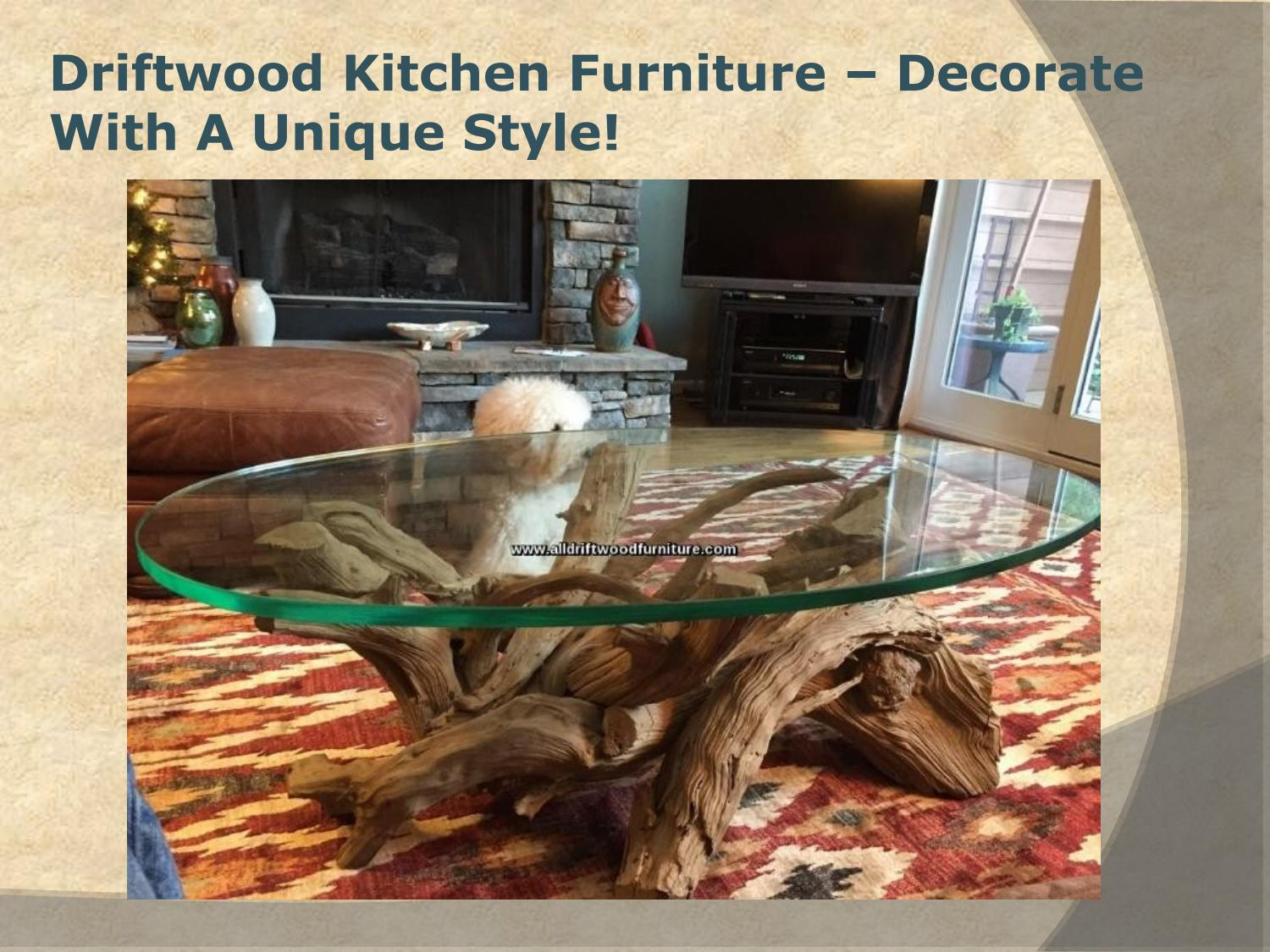 Driftwood Kitchen Table By All Driftwood Furniture Issuu