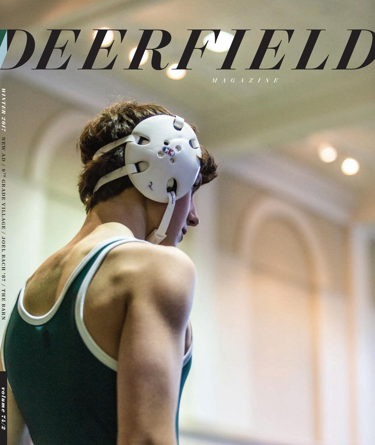 fda49f7e2888 Winter 2017 Deerfield Magazine by Deerfield Academy - issuu