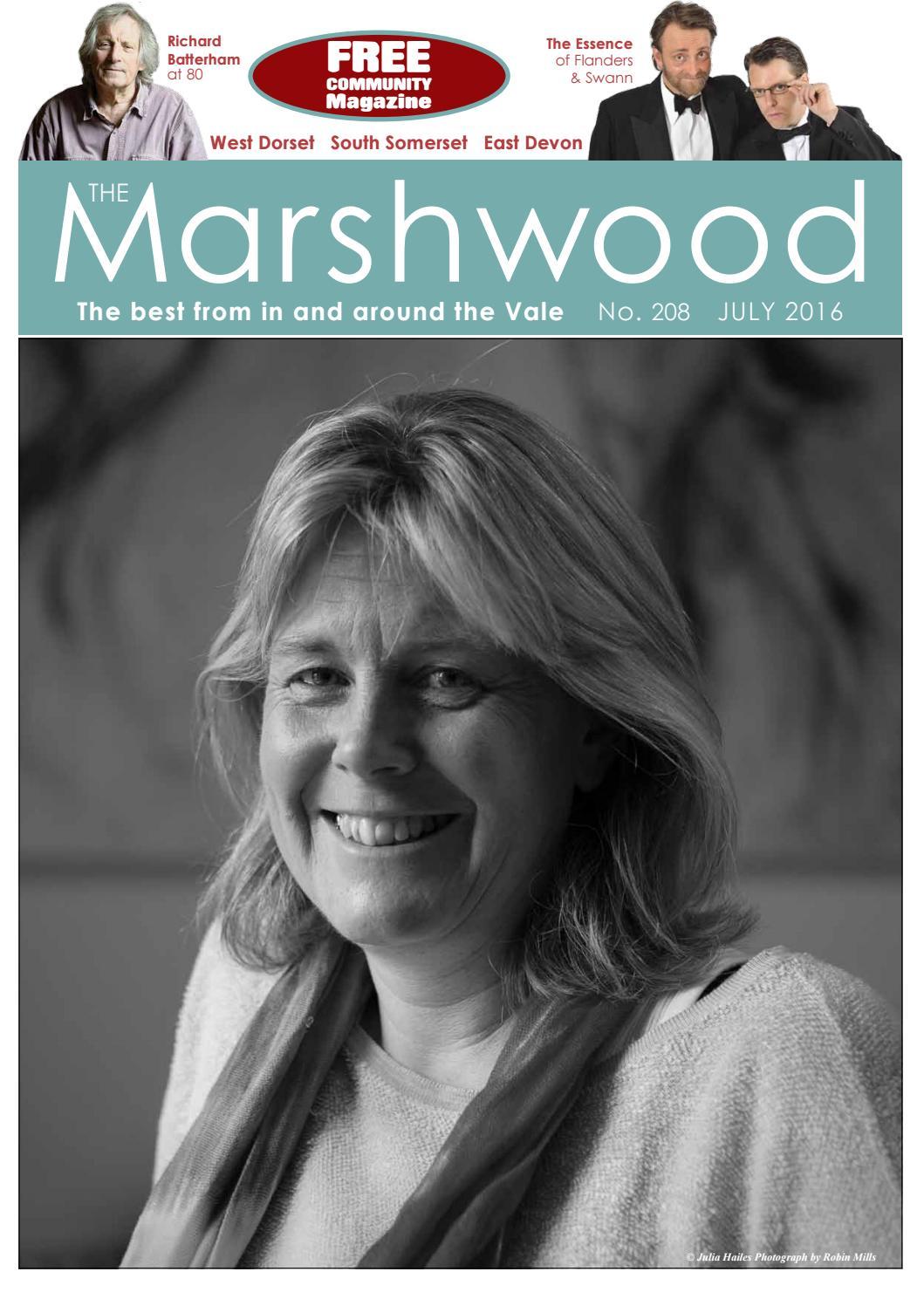 Marshwood Vale Magazine July 2016
