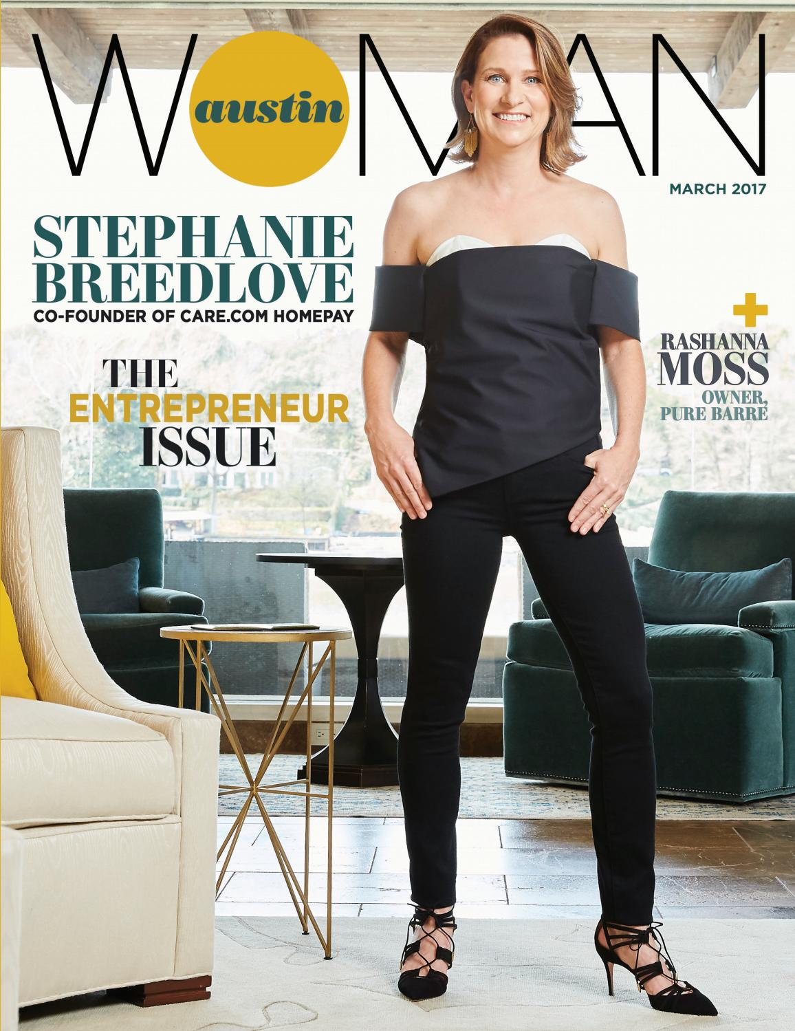 Austin Woman March 2017 by Austin Woman magazine - issuu