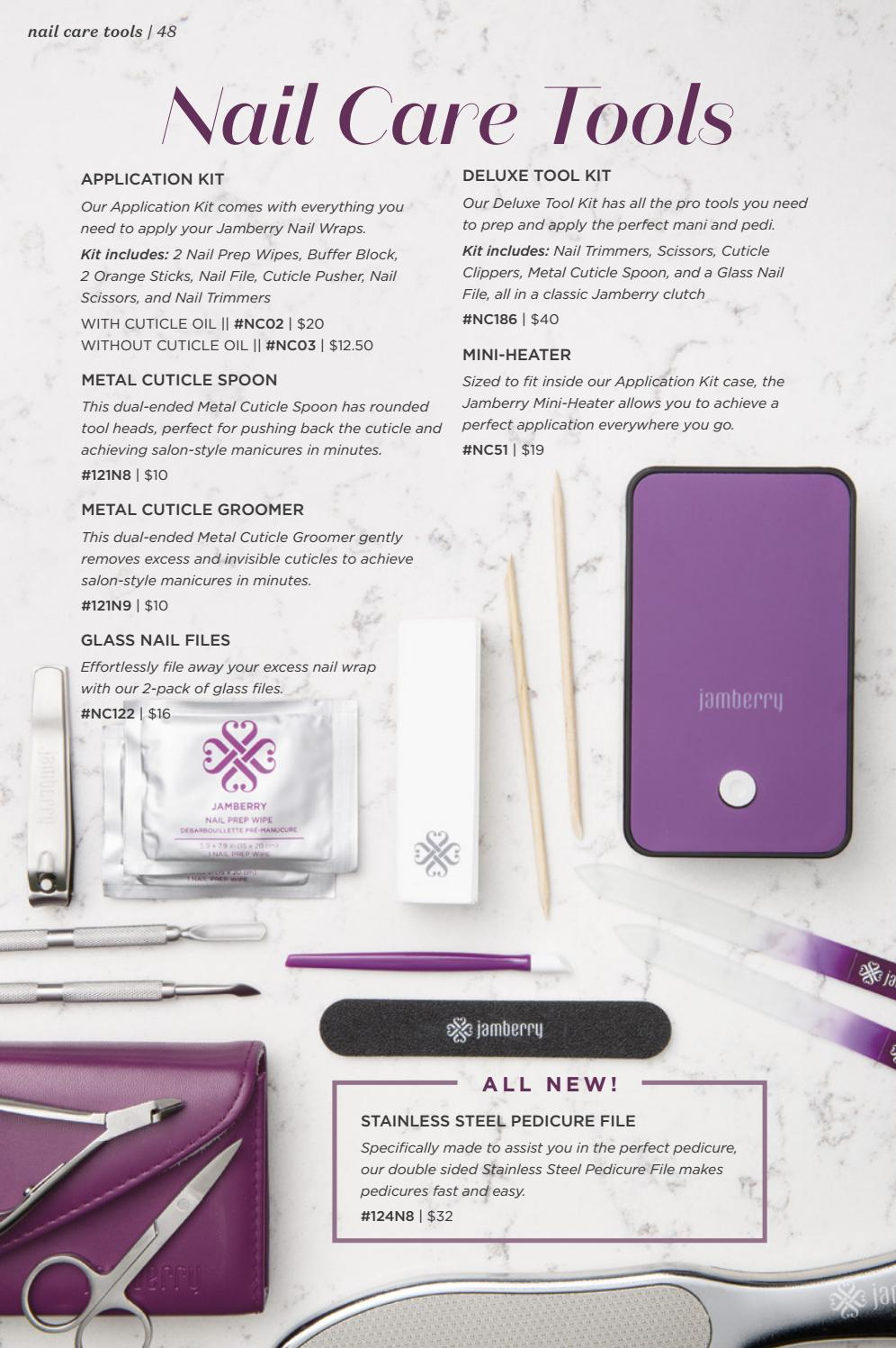 Jamberry March 2017 Catalog US by jamberry.issuu@jamberry