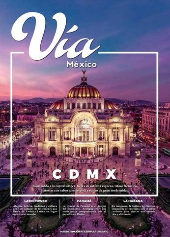 Revista Vía México - Edición 14 marzo 2017 by Revista Vía México - issuu c4691fcb656