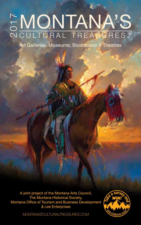 Montana's Cultural Treasures 2017 by Missoulian - issuu