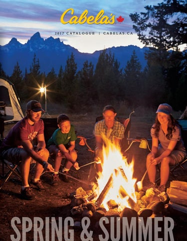 adc01d67cb5 2017 Cabela s Canada Spring   Summer Catalogue by CabelasCanada - issuu