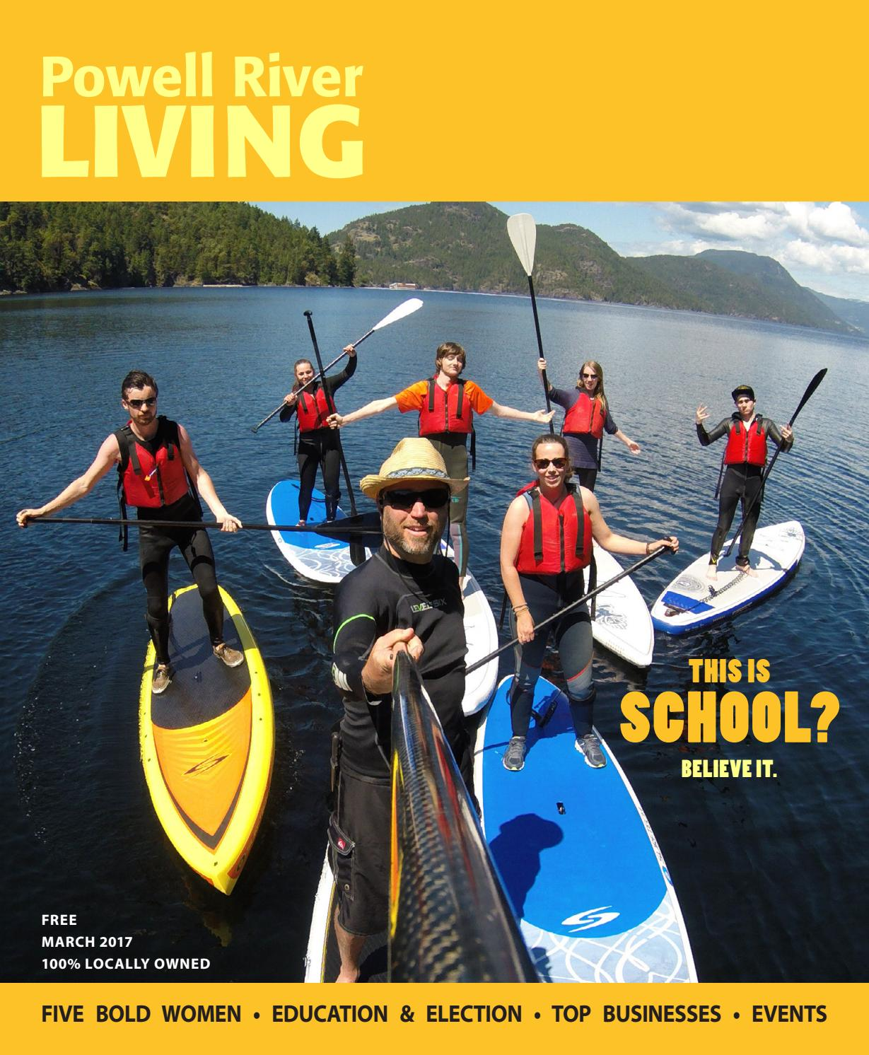 Powell River Living March 2017 By Sean Percy Issuu 3 Way Dimmer Switch Rona