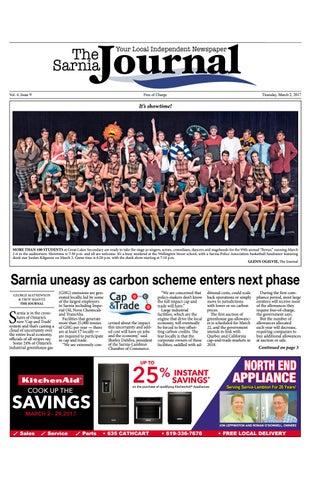 Sarnia Journal - Jan. 4, 2018 by The Sarnia Journal - issuu