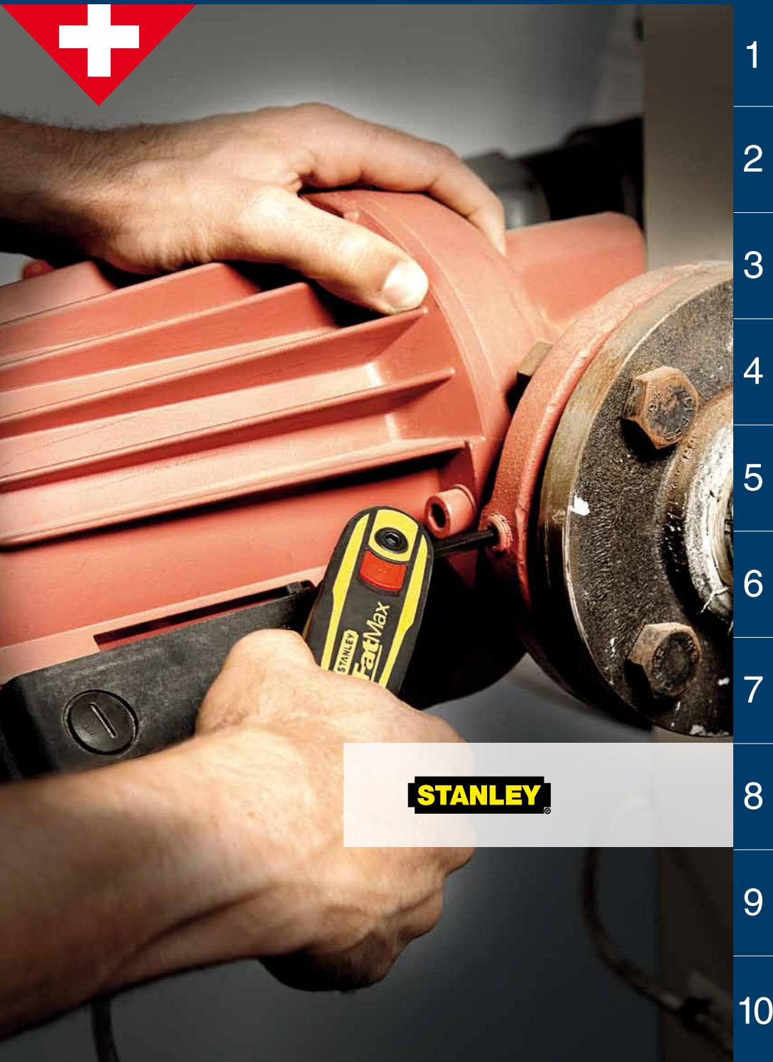 Outils-Stanley FatMax Tournevis parallèle 6,5 mm x 30 mm 0-65-404