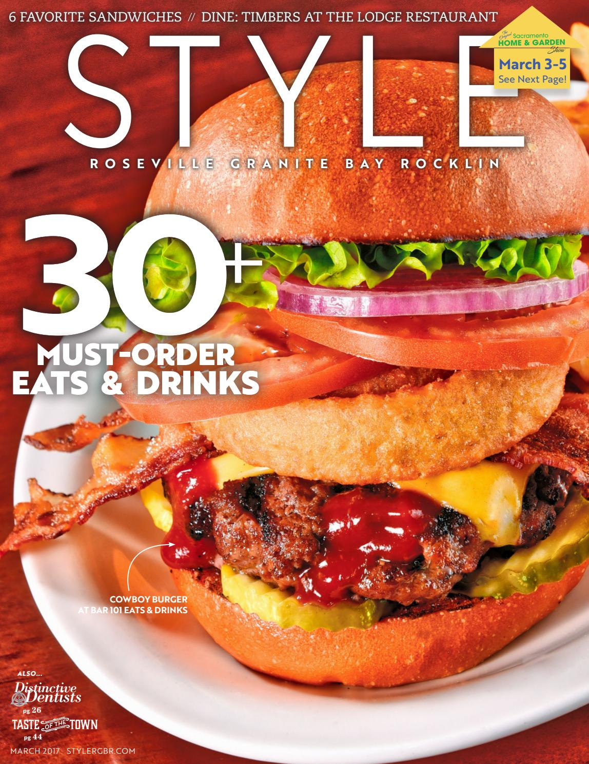 Style Roseville Granite Bay Rocklin Mar 2017 By Style Media Group Issuu