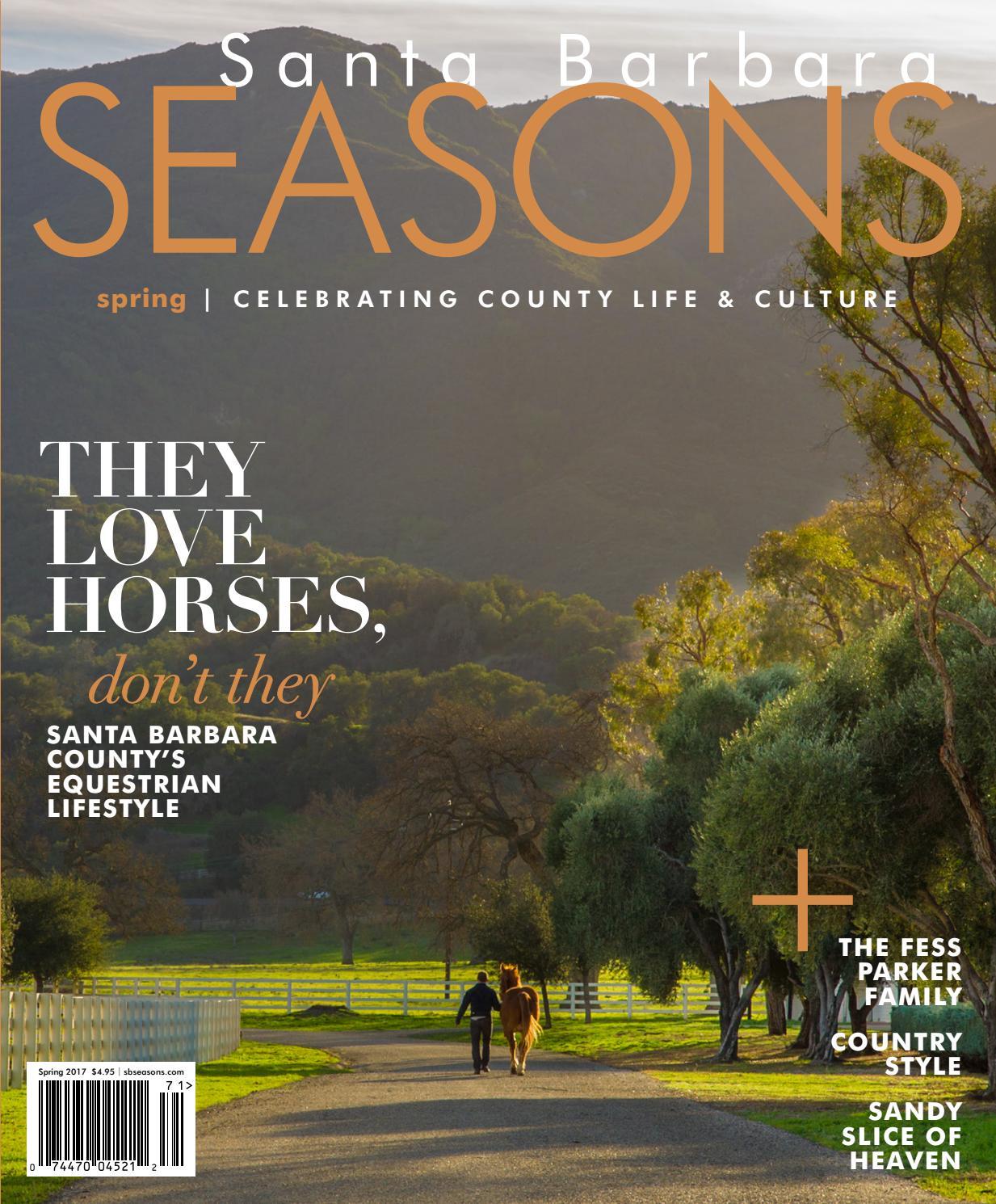a5100dd4c2 Santa Barbara SEASONS Magazine