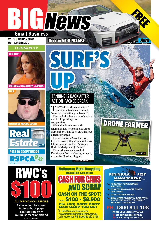 Big News - South East Edition 05 - 2017 by Big News - issuu