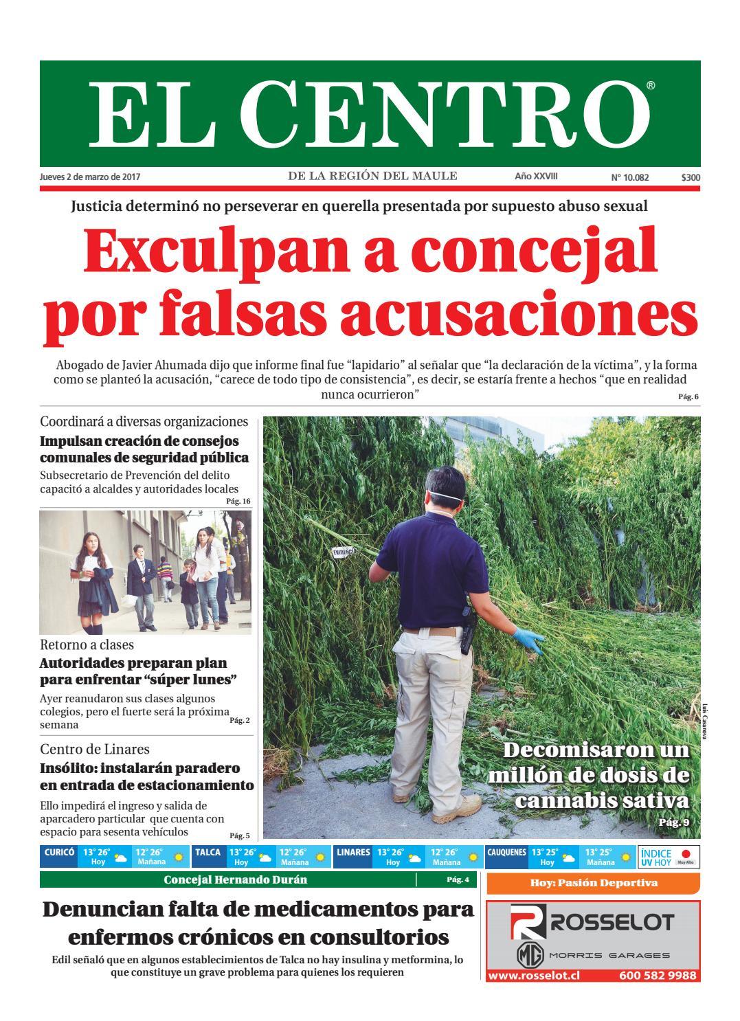 Diario 02-03-2017 by Diario El Centro S.A - issuu