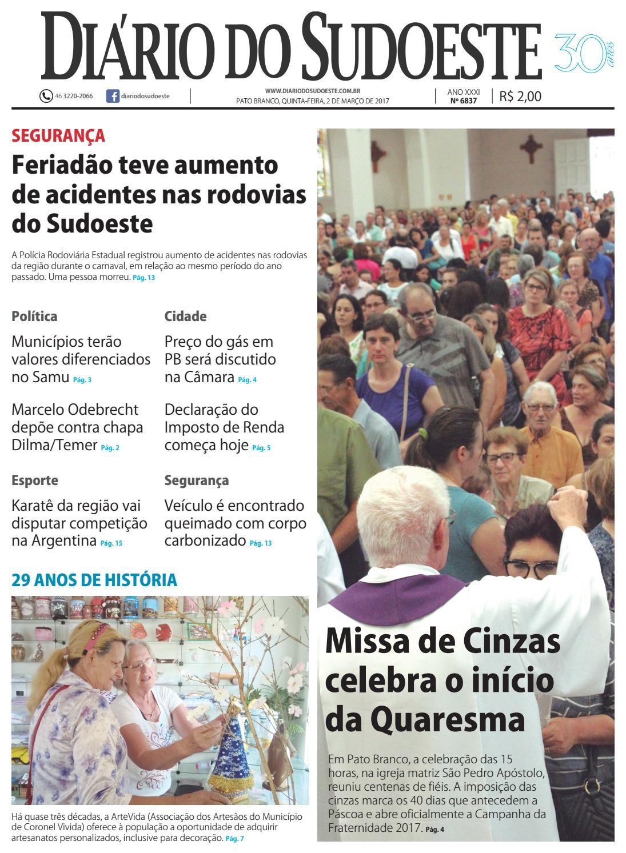 a6c4f256f Diário do sudoeste 2 de março de 2017 ed 6837 by Diário do Sudoeste - issuu