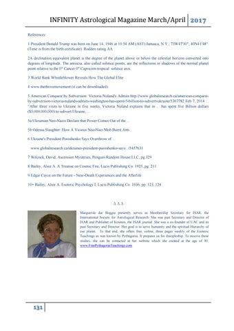 Infinity astrological magazine (i#12