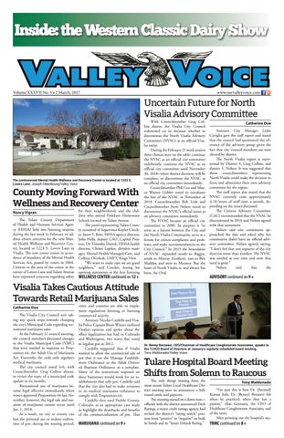 e3766bb4dc9 Valley Voice Issue 88 (2 March, 2017) by Valley Voice - issuu
