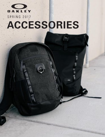 ca4fbfc818 Oakley sp17 accessories by zuzupopo - issuu
