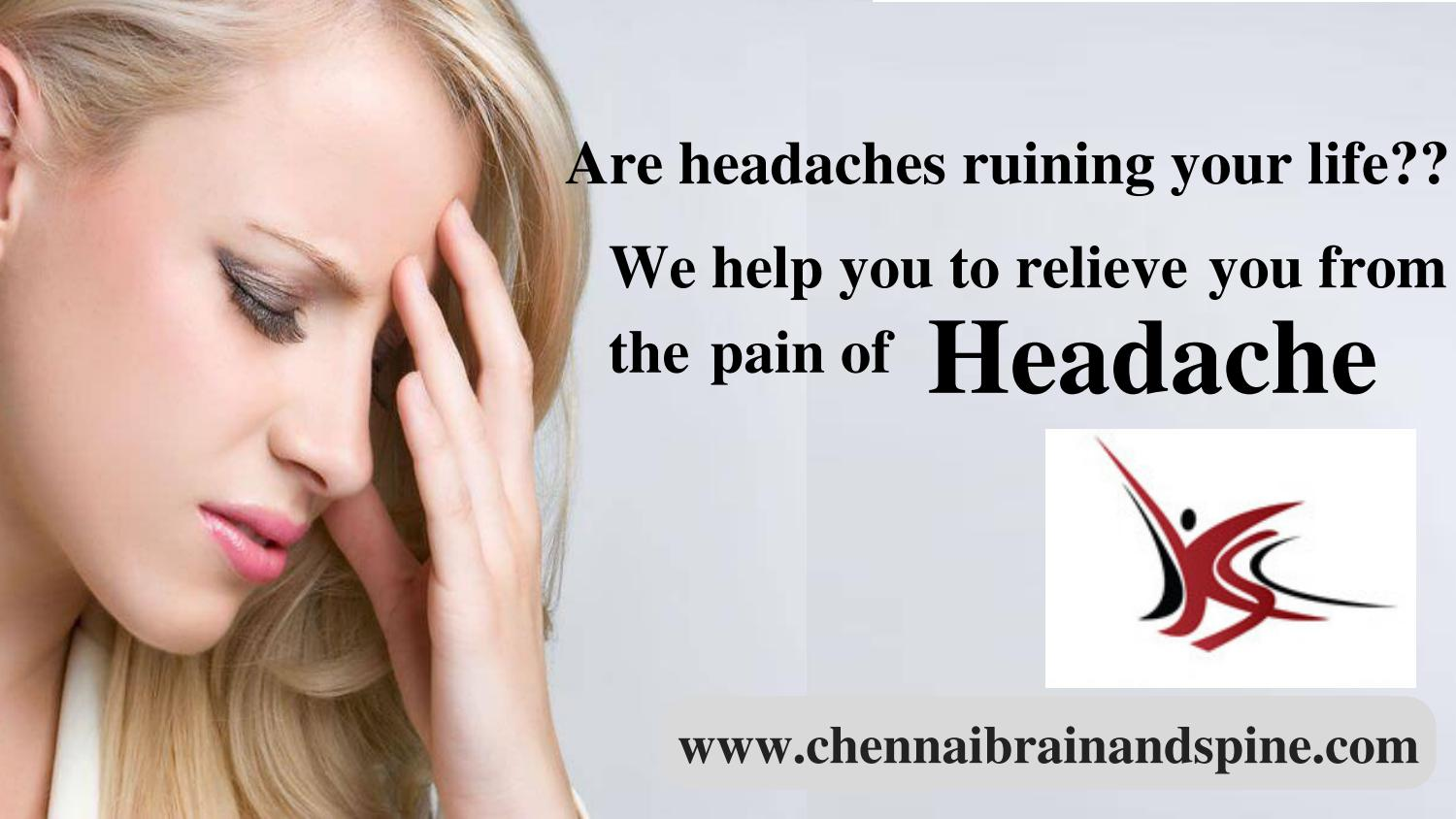 Headache Treatment In Chennai | Brain Aneurysm Treatment In