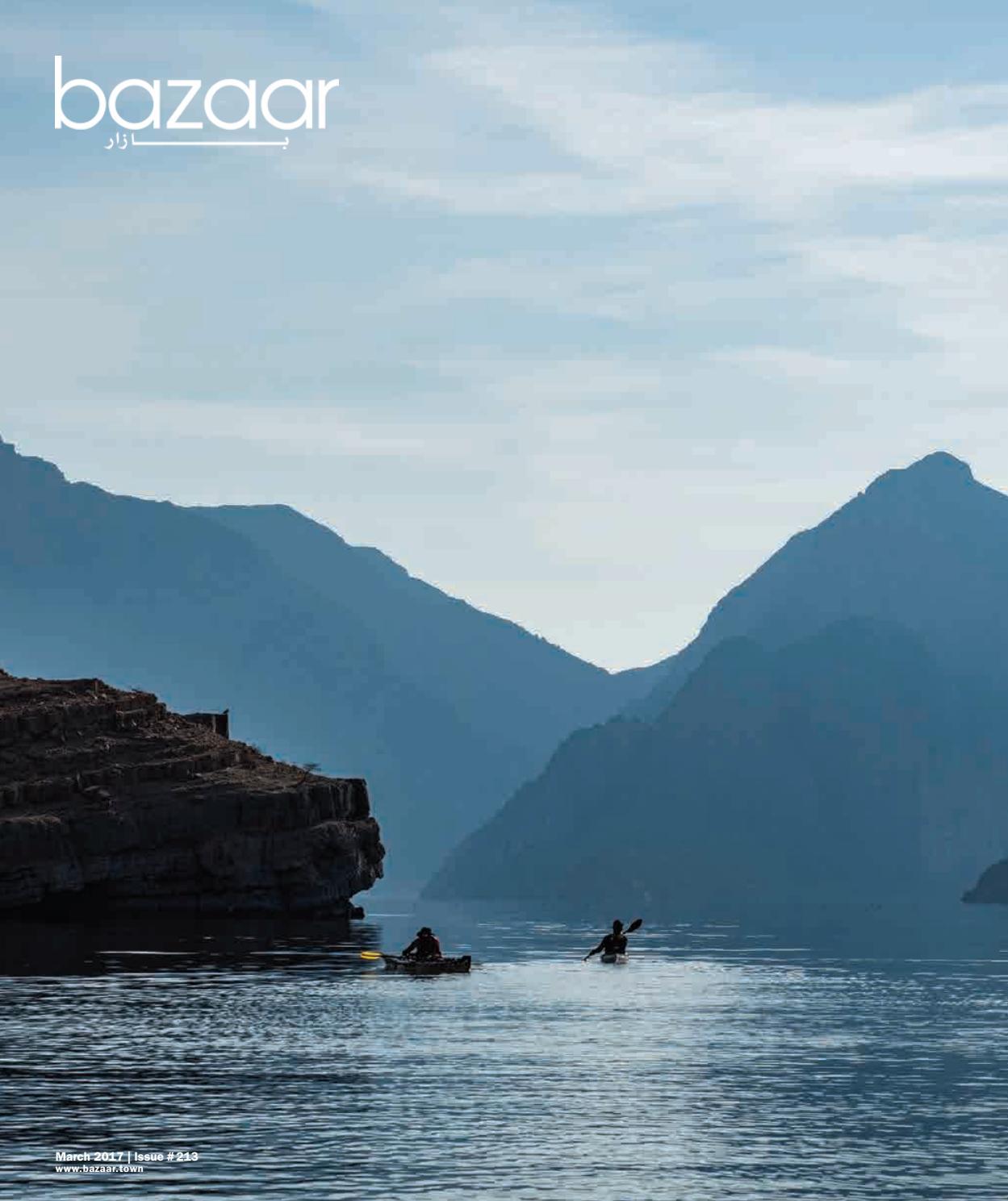 bazaar March 2017 issue by bazaar magazine - issuu