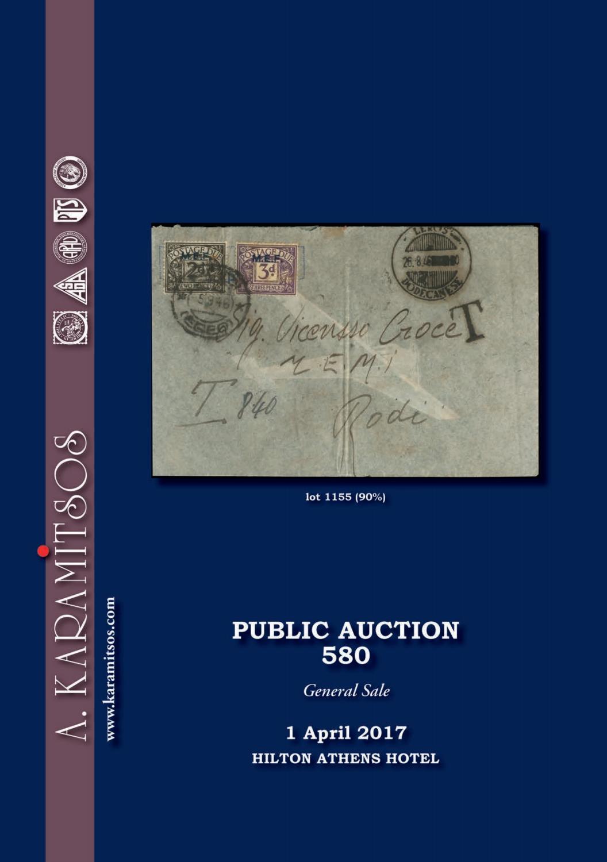 A Karamitsos Public Auction 580 by A  Karamitsos - issuu
