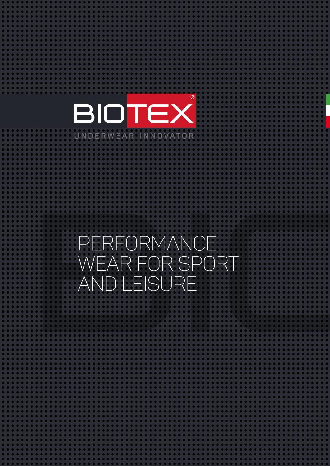 BIOTEX Manica Corta Ultra Uomo