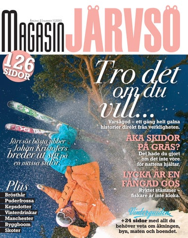 more photos f246a afb49 Magasin Järvsö Vinter 2010 by Magasin Järvsö - issuu