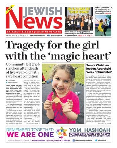 Jewish News issue 992