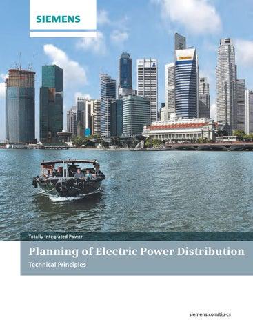 Planning el power distr technical by Modiconlv - issuu