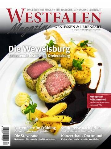 Westfalen Magazin Frühjahr 2017 By Futec AG   Issuu