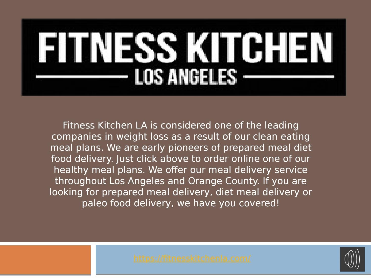 Meal Prep Delivery Paleo Meal Delivery Services By Fitness Kitchen Issuu