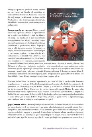 Presentes Autoras De Tebeo De Ayer Y Hoy By Aecid Publicaciones Issuu
