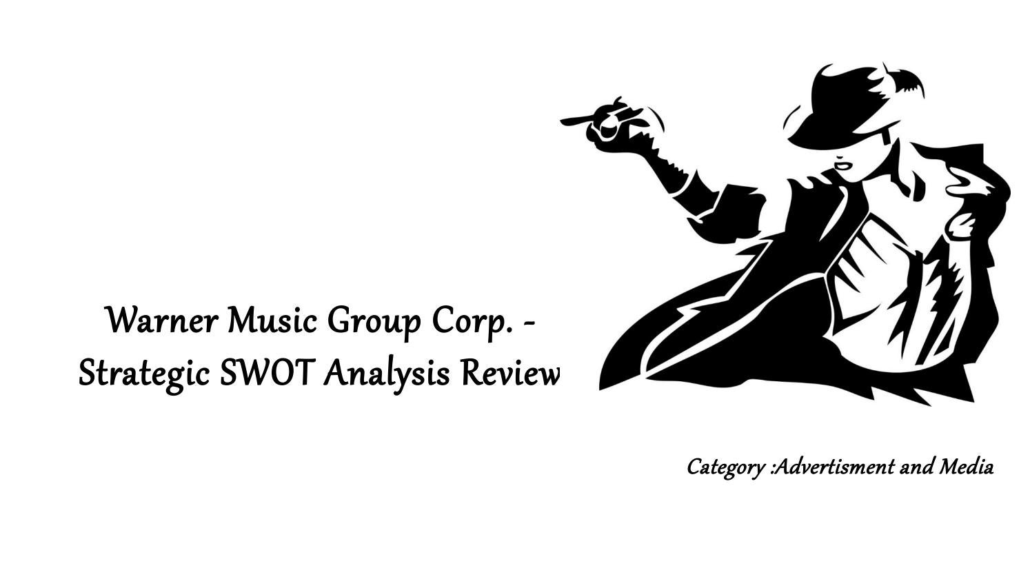 a music band swot analysis Swot analysis – a detailed analysis of the company's strengths, weakness, opportunities and threats - company history the important products offered by the group include apparel, entertainment products, technology and music, sporting, gardening and grocery among other related products in addition, the group also.