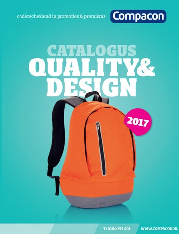 f37ad644734 Compacon catalogus Quality & Design 2017 - NL by XD Collection - issuu