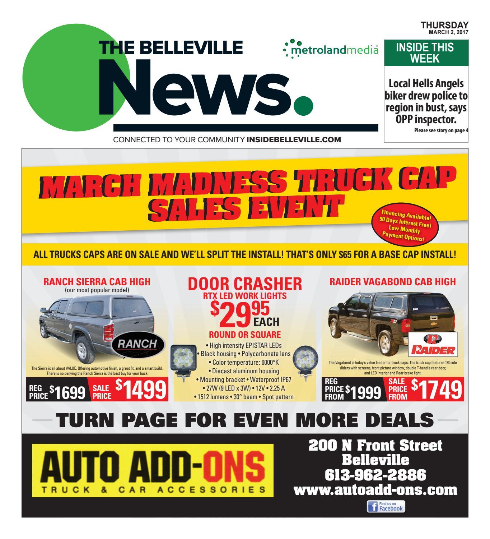 Belleville030217 by Metroland East - Belleville News - issuu