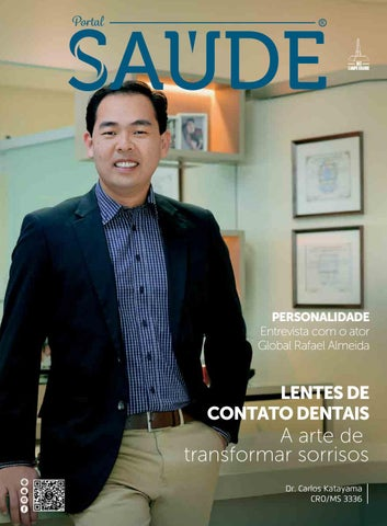 Revista Portal Saúde - 01ª Edição - Set 2016 - Campo Grande MS by ... cb3ecb3016
