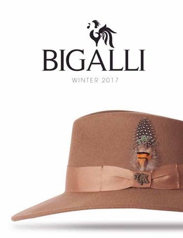 7db824451a516 Autumn Winter 2017 by Bigalli Hats - issuu
