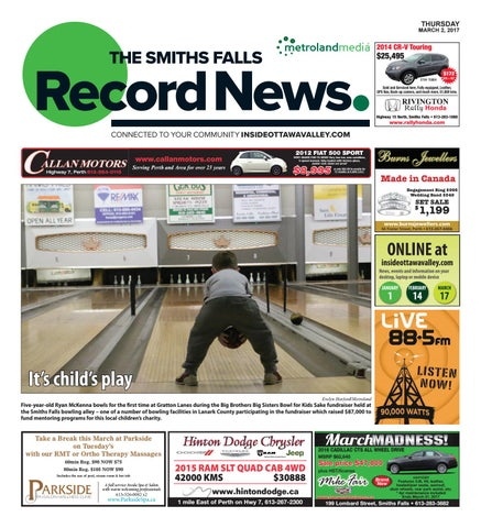 Smithsfalls030217 by metroland east smiths falls record news issuu page 1 fandeluxe Gallery