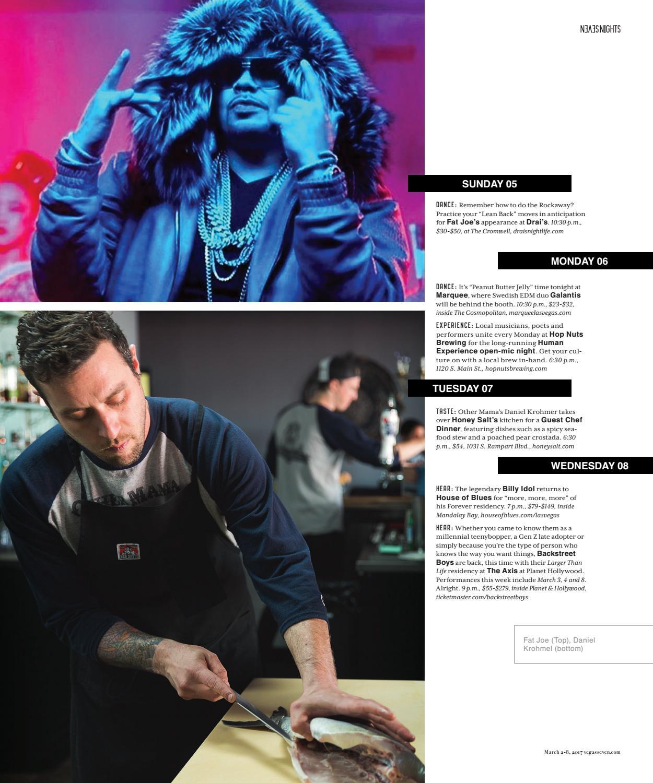 David Guetta | Vegas Seven, Seven Nights | March 2-8, 2017