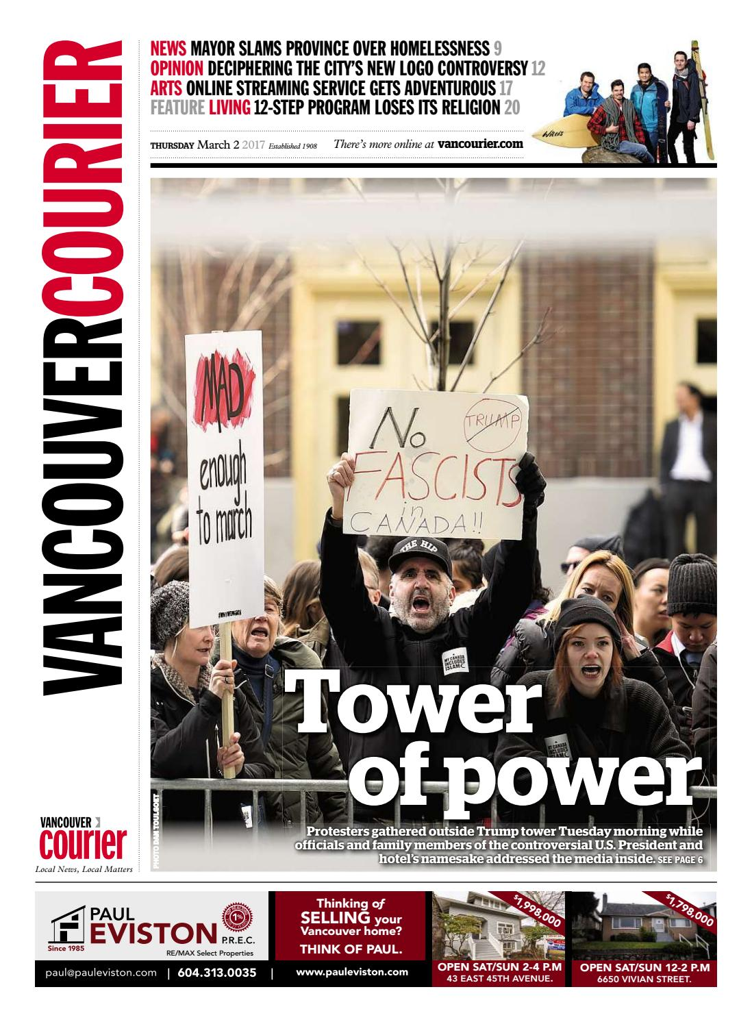 Vancouver Courier March 2 2017 by