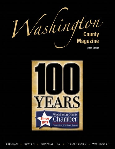 4a5d384be911 2017 Washington County Magazine by Washington County Chamber - issuu